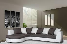 canapé gris taupe canape d angle à gauche haricot blanc gris taupe