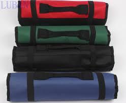 fonction le de poche portable outils sac tournevis rouleau sac cas poche titulaire avec