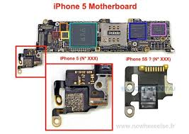 Purported image of next iPhone s motherboard leaks