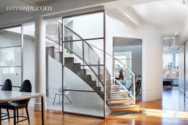 100 Nyc Duplex Apartments Behold The City Skyline From A Room Of Curved Glass Atop