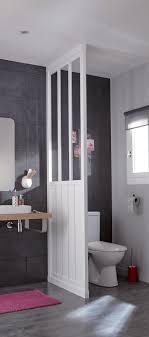separation salle de bain la verrière intérieure en 62 idées pour toute la maison photos