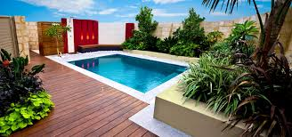 Pools For Smaller, Challenging Spaces | Leisure Pools Australia Backyard Designs With Pools Small Swimming For Bw Inground Virginia Beach Garden Design Pool Landscaping Amazing Contemporary Yard Home Ideas Best 25 Pools Ideas On Pinterest Landscape Magnificent 24 To Turn Your Into Relaxing Outdoor Interior Pool Designs Backyard Design Garden