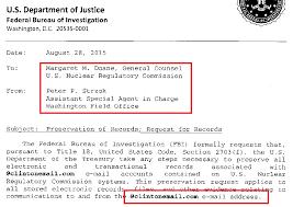 FBI quietly dropped more Hillary records on Friday Uranium e