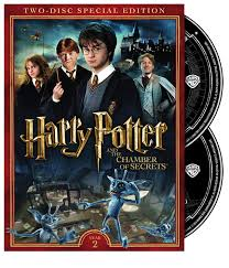 Harry Potter And The Chamber Of Secrets DVD 2002 Amazoncouk