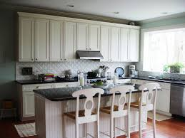 Backsplash Ideas White Cabinets Brown Countertop by Primitive Kitchen Backsplash Ideas 7300 Baytownkitchen