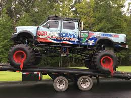 100 Mud Truck Pictures Badass 1995 Ford F 350 Monster MUD For Sale
