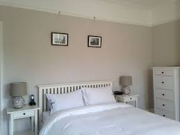 Bedroom More Earthy Less Grey Egyptian Cotton Dulux Silk Paint What I Want To Match The White Companys Newport Throw In Natural