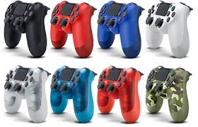 DUALSHOCK 4 wireless controller More Ways to Play