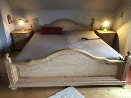 bett landhausstil massiv schlafzimmer möbel gebraucht