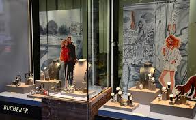 100 Jewelry Window Displays Ideas Designs