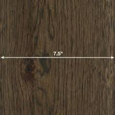 Gunstock Oak Hardwood Flooring Home Depot by Heritage Mill Vintage Hickory Natural 3 8 In Thick X 4 3 4 In