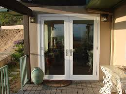medium outswing french patio doors prefab homes home design