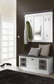 sitzbank cabana 55020 im landhausstil und vintage look teilmassiv