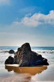 Malibu Beach California United States 4K HD Desktop Wallpaper