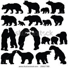 Grizzly Bear Clipart Mother 7