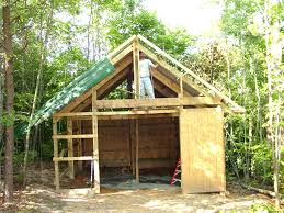 Loafing Shed Plans Portable by Run In Shed U2013 Mossy Creek Farm Mesmerizing Horse Plans Corglife