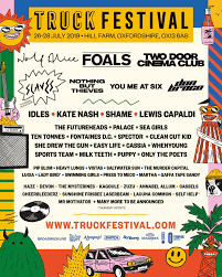 100 Names For A Truck First Festival