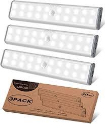 schrankbeleuchtung led sensor licht kleiderschrank len usb wiederaufladbar schranklicht mit bewegungsmelder unterbauleuchte küche led kabellos