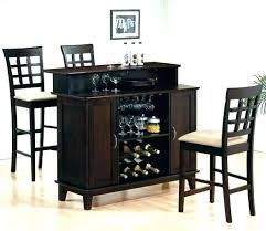 Stool Dining Table Sets Bar