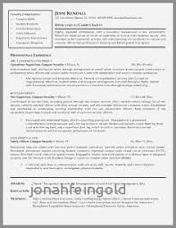 Nypd Police Officer Resume Examples Awesome Correctional Ficer