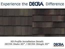 Decra Villa Tile Estimating Sheet by Decra Roofing Instructions Aurora Roofing Contractors