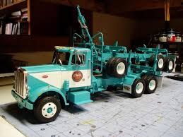100 Peterbilt Model Trucks Log Truck Scale Models I Like Semi