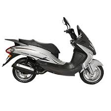 China 2017 EURO IV 150cc Motor Scooters Chinese New Gas EEC