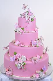 Make Your Event More Vibrant With Pink Wedding Cake Beautiful Pink Wedding Cakes – Wedding Cake