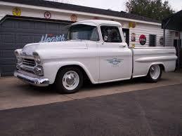 100 1958 Chevy Truck Shop Trick N Rod