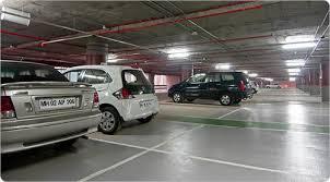 Epoxy Basement Car Parking Flooring Service