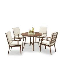 Key West 5-Piece Round Outdoor Dining Table & 4 Chairs Chair Marvelous Round Table And 4 Chairs Ding Table Juno Chairs Table And Chairs Plastic Round Mfd025 Ding Soren 5 Piece Piece Set 1 With 1200diam Finished In Concrete Miss Charcoal Coon Rapids With Luxury White Chrome Glass Lipper Childrens Walnut Key West 5piece Outdoor With