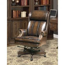 Parker Living Prestige DC 105 BB Leather Desk Chair PL DC105 BB