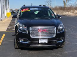 Used Certified One-Owner 2015 GMC Acadia Denali Near Palatine, IL ...