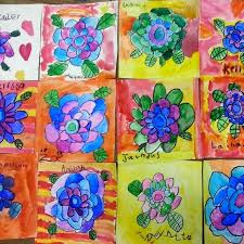 461 Best Kindergarten Art Lessons Images On Pinterest