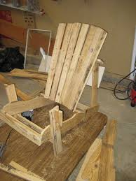 How To Build A Wooden Pallet Adirondack Chair (Step-by-Step Tutorial) How To Build A Wooden Pallet Adirondack Chair Bystep Tutorial Steltman Chair Inspiration Pinterest Woods Woodworking And Suite For Upholstery New Frame Abbey Diy Chairs 11 Ways Your Own Bob Vila Armchair Build Youtube On The Design Ideas 77 In Aarons Office 12 Best Kedes Kreslai Images On A Log Itructions How Make Tub Creative Fniture Lawyer 50 Raphaels Villa