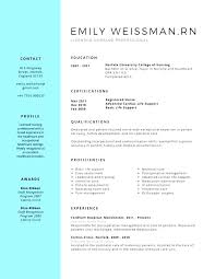 Best Rn Resume Examples Graduate Nurse Template Free Spectacular Inspiration New Grad Cover Letter 7