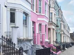 104 Notting Hill Houses Instagram Colourful Short Guide And Map