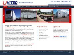 100 Stuber Trucks United Trailer Leasing Competitors Revenue And Employees Owler