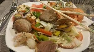 cuisine entr馥s froides entrées froides picture of pacific restaurant gaillard