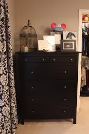 6 Drawer Dresser Black by Black Hemnes Dresser Bestdressers 2017