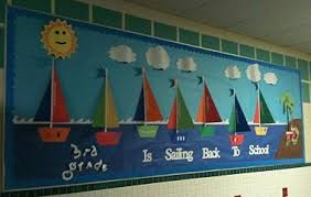 Classroom Bulletin Board Idea