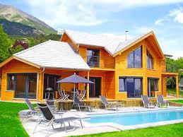 chambre d hote 05 maison à poteaux poutres pour chambres d hôtes la maison bois par
