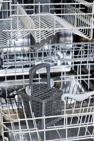 Download Empty Dishwasher Interior Stock Photo Image Of Appliance