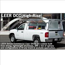 LEER Fleet Deluxe Commercial Caps Cab Hi-Rise | U.S. Upfitters Indexhtml Camper Shell Flat Bed Lids And Work Shells In Springdale Ar Jeraco Truck Caps Tonneau Covers Dcu Series Cap Are Youtube For Sale Ajs Trailer Center Pennsylvania Commercial Contractor B L I4 Optional Features Truck Cap Graphics Signs By Sam Topper Fit Chart Toppers Parts Used Automotive Accsories Ford Snugtop