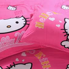 Hello Kitty Bed Set Twin by Hello Kitty Bedding Set Vnproweb Decoration