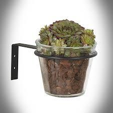 Flower Pot Holder Small Rustic LoftMarkt