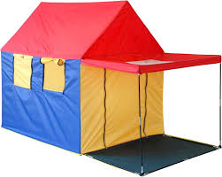 Twin Bed Tent Topper by Gigatent My First Summer Home Kids Play Tent U0026 Reviews Wayfair
