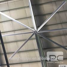 awf52 hvls air cooling industrial large ceiling fan for sale
