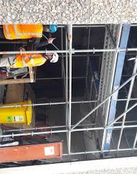 100 Fanhouse Lyttelton Case Study Upright Scaffolding Christchurch