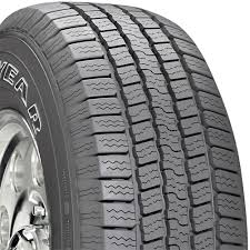 Amazon.com: Goodyear Wrangler SR-A Radial Tire - 235/75R17 108S ...